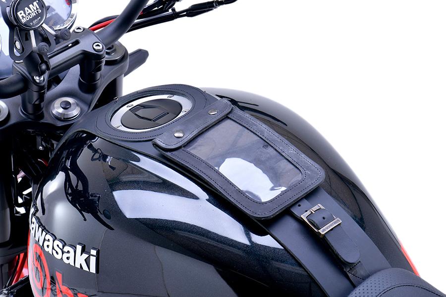 KAWASAKI Z900RS 2018年モデル デンバー取り付けイメージ