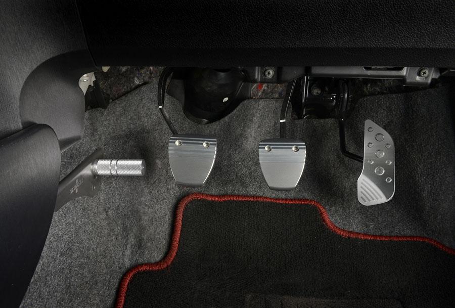 ヴィッツ(型式:NCP131)MT車装着イメージ